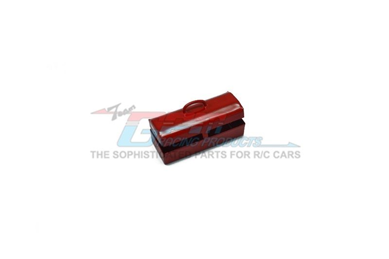 GPM Scale accessories: toolbox for crawlers - 1PC