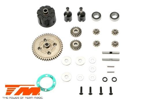 Team Magic Spare Part - SETH - Center Differential Set