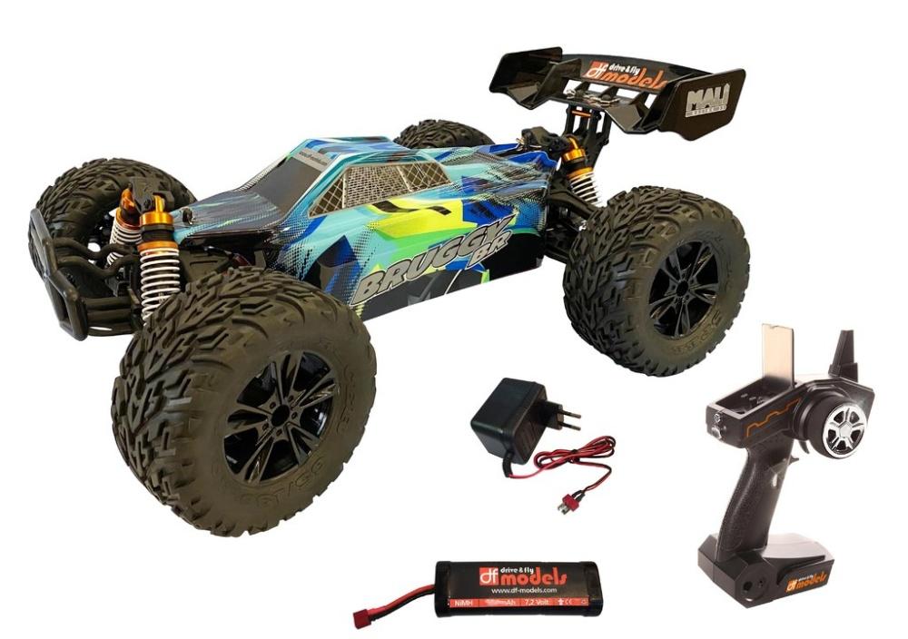 DF-Models Bruggy BR brushed 4WD 2.4GHz 1:10XL - RTR