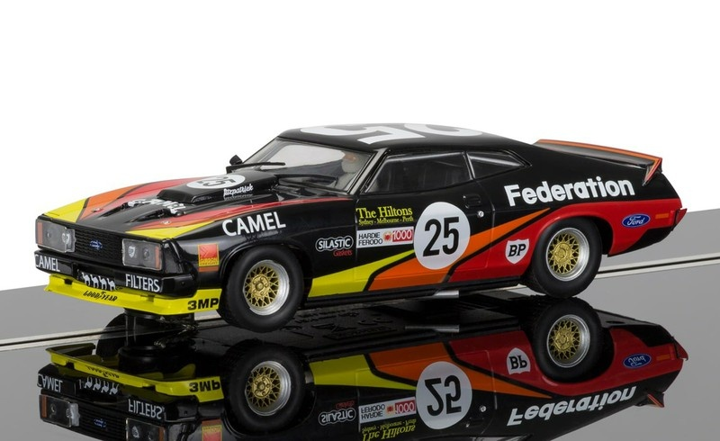 Scalextric Ford Falcon XC 1979 #25 Moffat HD