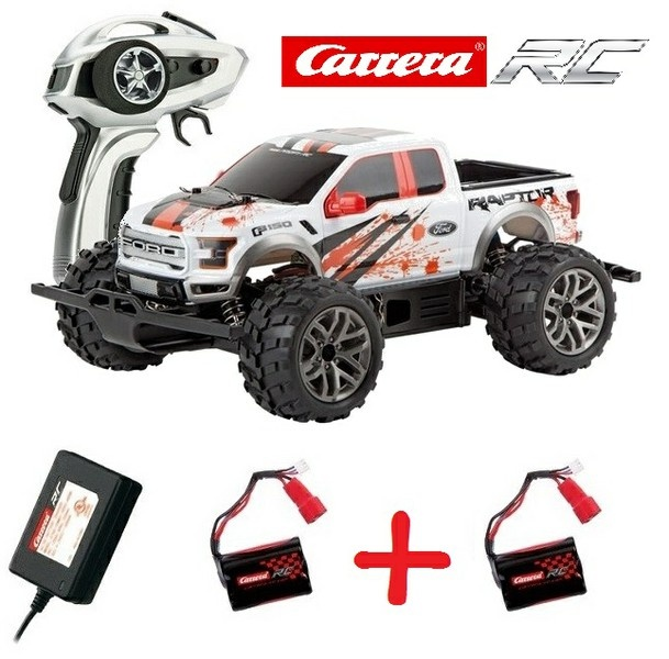 Carrera RC Ford F-150 Raptor 2.4GHz RTR 1:18