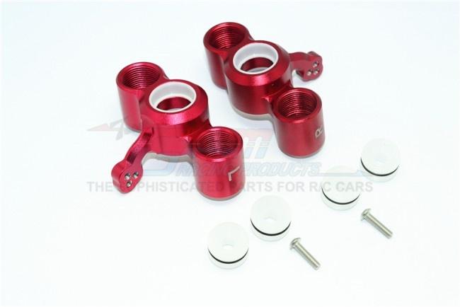 GPM aluminium front knuckle arm - 8PC Set for Arrma Senton,