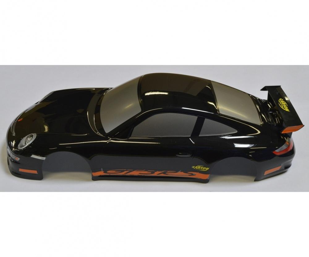 Carson 1:10 Karosserie Porsche GT3 inkl. Dekor