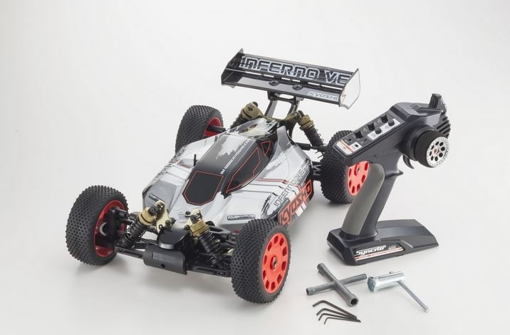 Kyosho Inferno VE Type 2 Readyset EP RTR 1:8