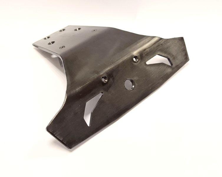 Oktay RC Bumper für Tekno MT410 schwarz