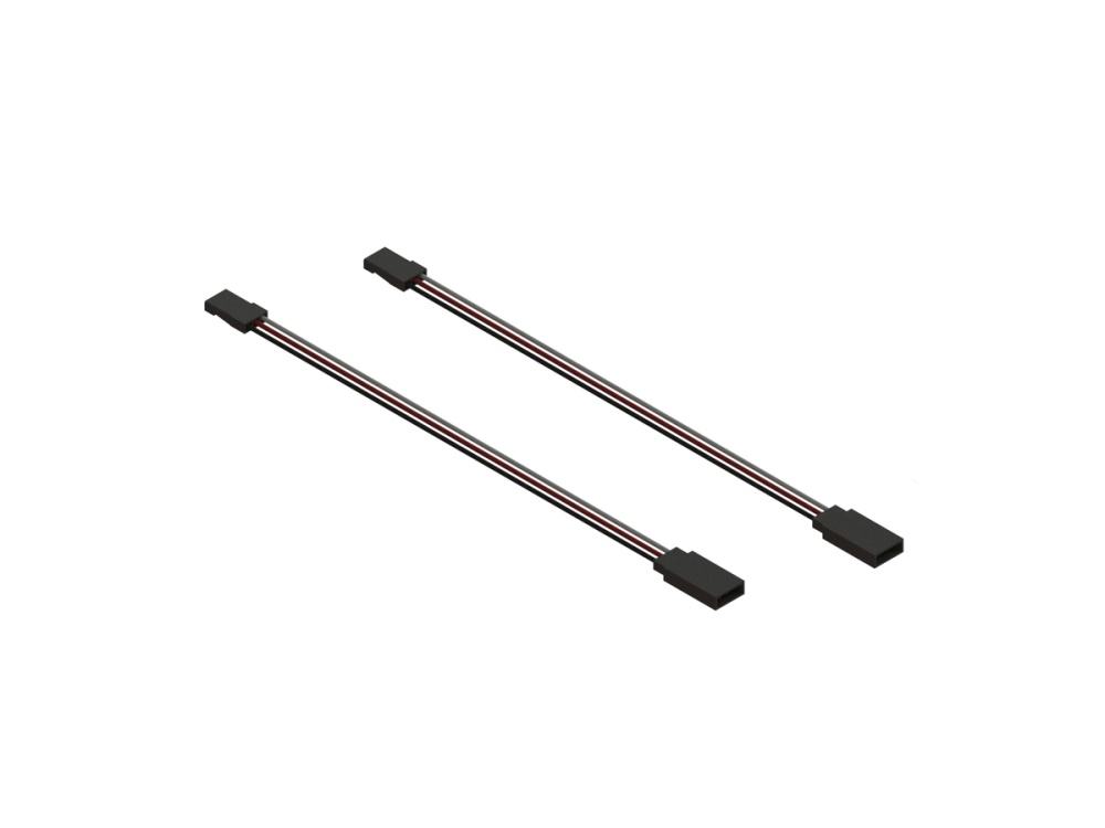Arrma RC Servo-Verlängerungskabel Buchse+Stecker JR 150mm