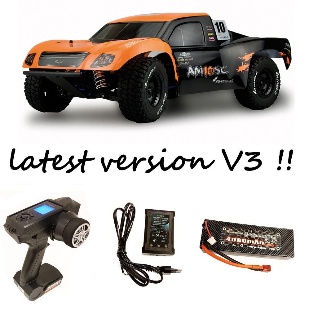 Amewi Am10SC V3 Orange 5200kV AMX Racing 2.4GHz RTR 1:10