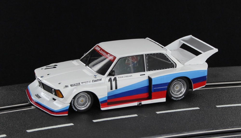 Sideways BMW 320 Gr.5 - BMW Junior Team DRM Championship