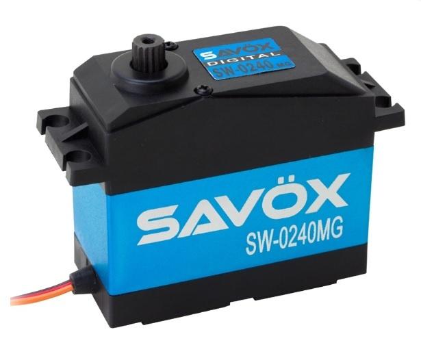 Auslauf - Savöx Servo SW-0240MG