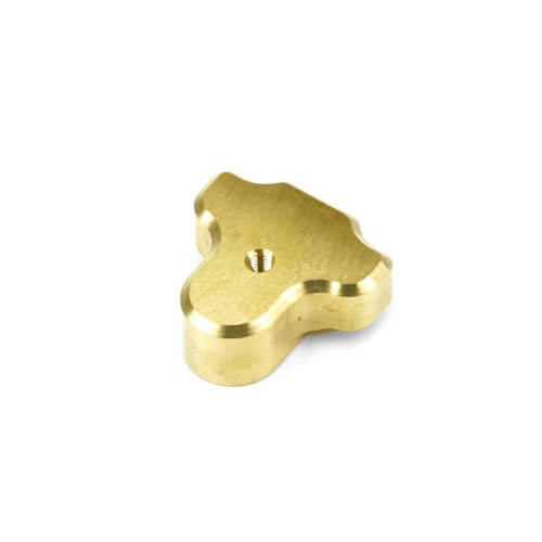 Tekno RC TKR9078 - Brass Weight (30g, NB/NT48 2.0)