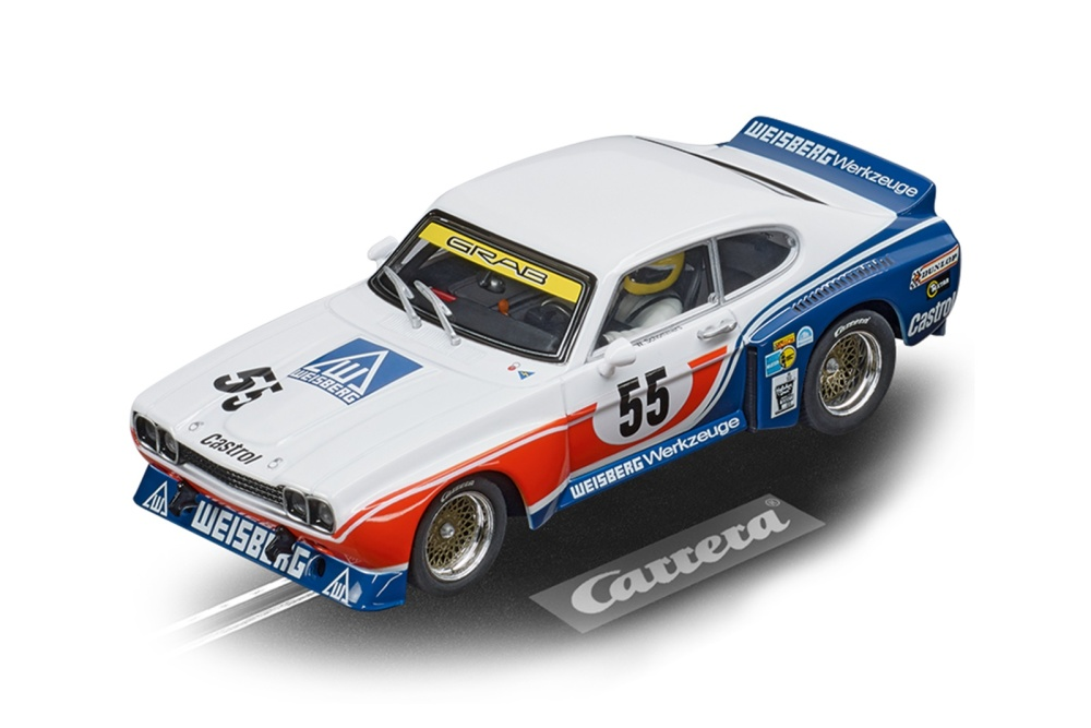 Carrera Digital 132 Ford Capri RS 3100 No.55, DRM 1975
