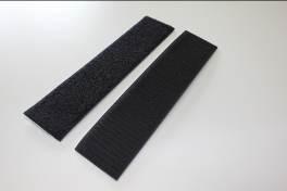 Ansmann Klettband -selbstklebend- mit Schaumstoffunterlage