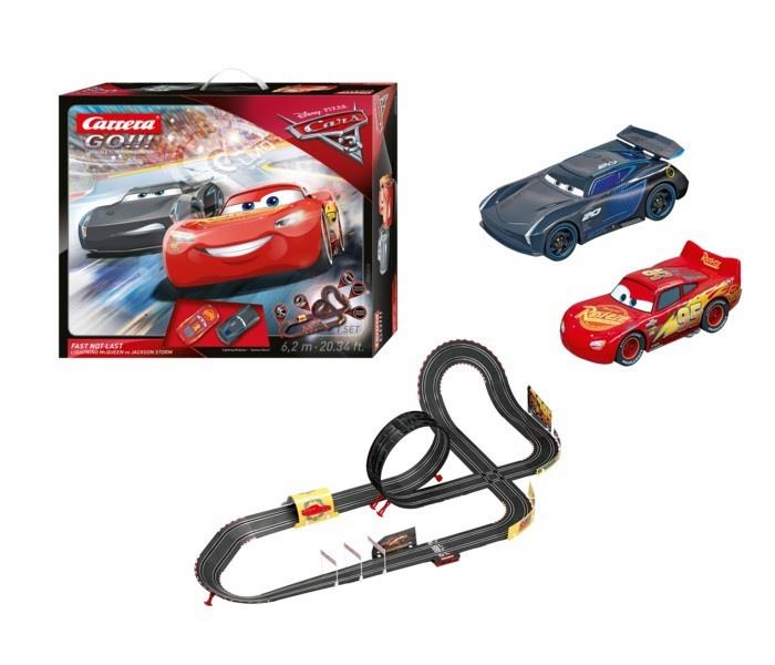 Carrera Go!!! Disney Pixar Cars 3 - Fast not last