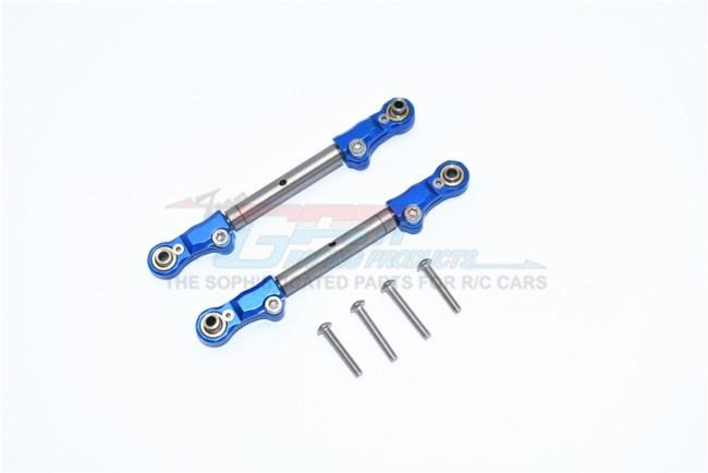 GPM Aluminium + Stainless Steel Adjustable Front Steering