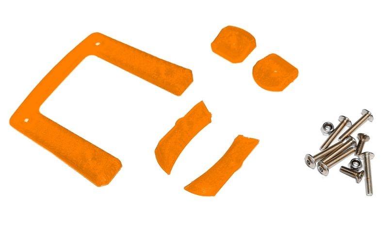 JS-Parts ultraflex Karoscheiben für Probodyrc Karosserie