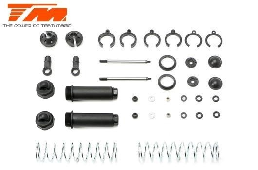 Team Magic Spare Part - SETH - Alum. Shock Absorber Set -