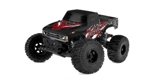 Team Corally TRITON XP - 2WD Monster Truck - Brushless 2-3S