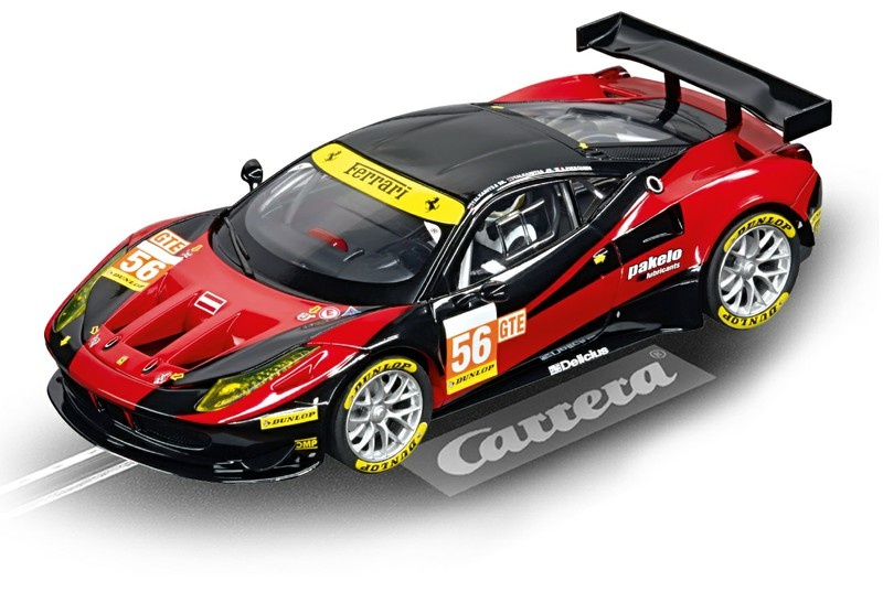 Carrera Digital 132 Ferrari 458 Italia GT2 --LOSE--