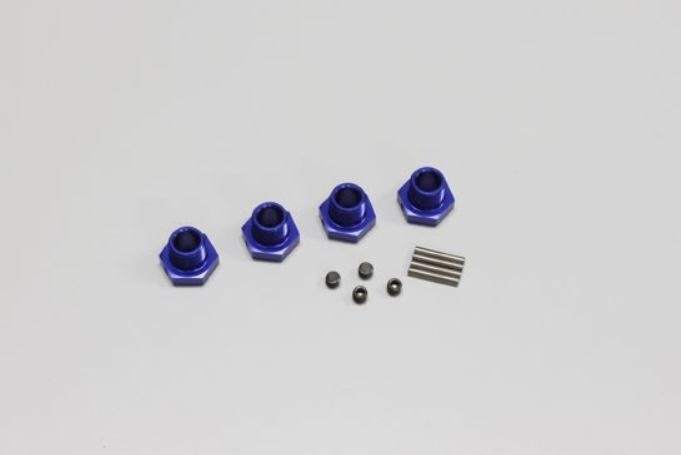 Kyosho Mitnehmer blau MP7.5 (4)
