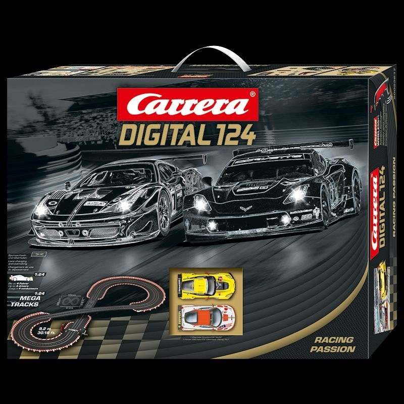 Carrera Digital 124 Racing Passion
