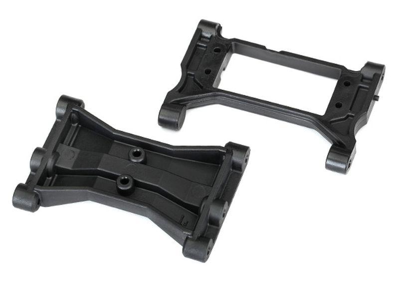 Traxxas Servo mount, Lenkung, Chassis Crossmember TRX-4