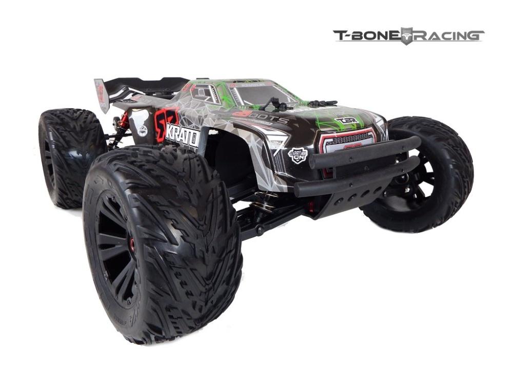 T-Bone Racing XV4 2.0 Front Bumper - ARRMA Kraton V2 / V3