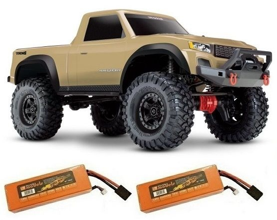 Traxxas TRX-4 Sport 4WD Scale Crawler brushed TQ2.4GHz