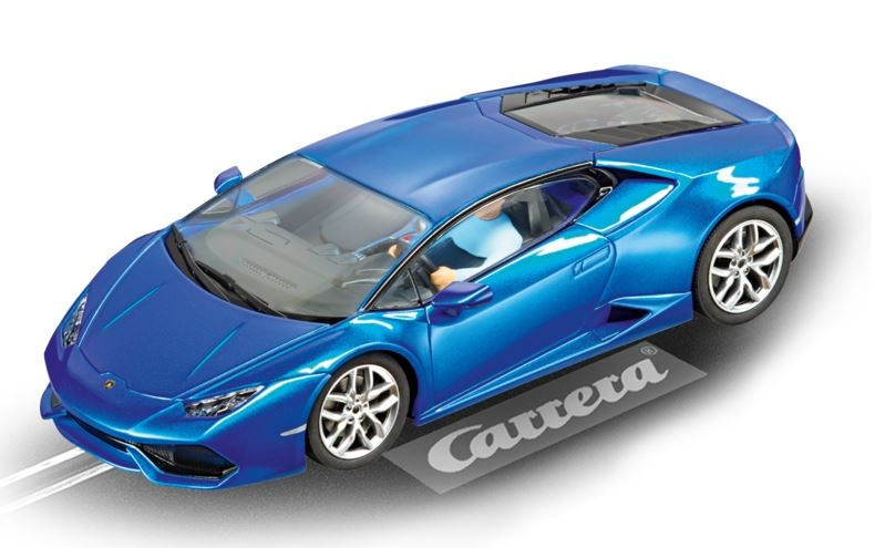 Carrera Digital 132 Lamborghini Huracan LP610-4