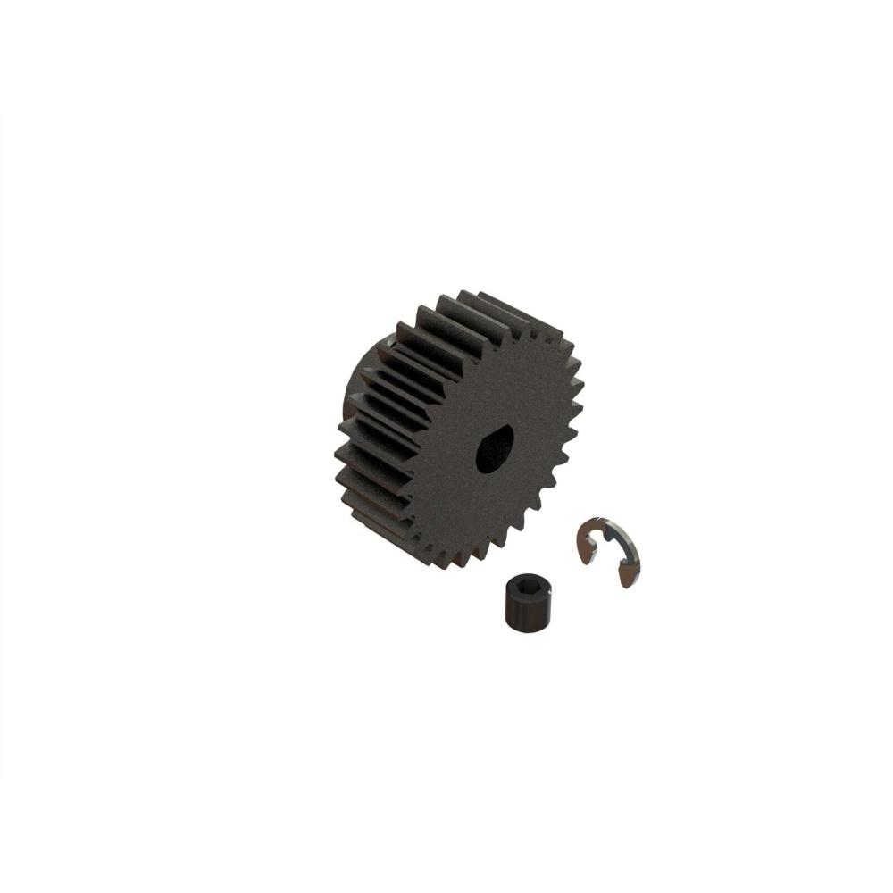 Arrma 28T 0.8Mod Safe-D5 Pinion Gear