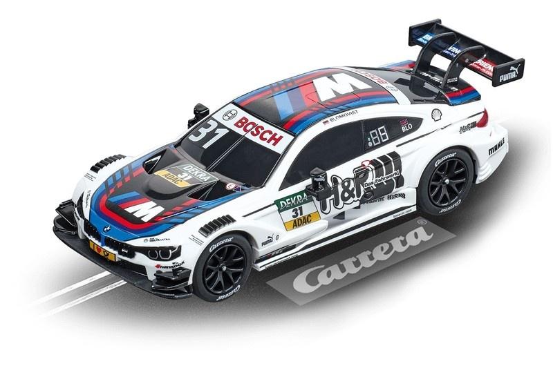 Carrera Go!!! BMW M4 DTM T. Blomqvist, No. 31
