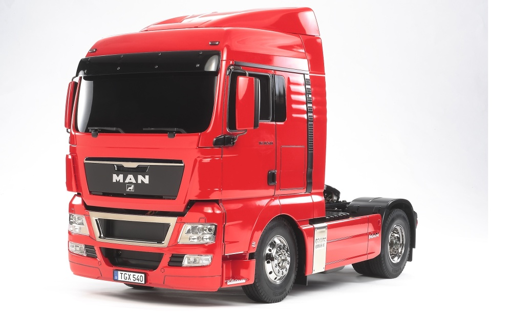 Tamiya MAN TGX 18.540 4x2 XLX Euro 5 Modell Bausatz 1:14