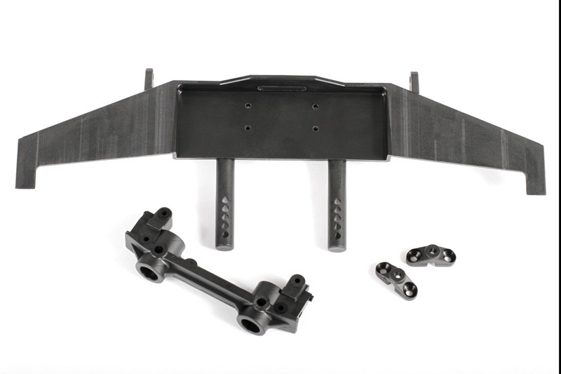 Axial - JCR Offroad Vanguard Rammer Set, vorne