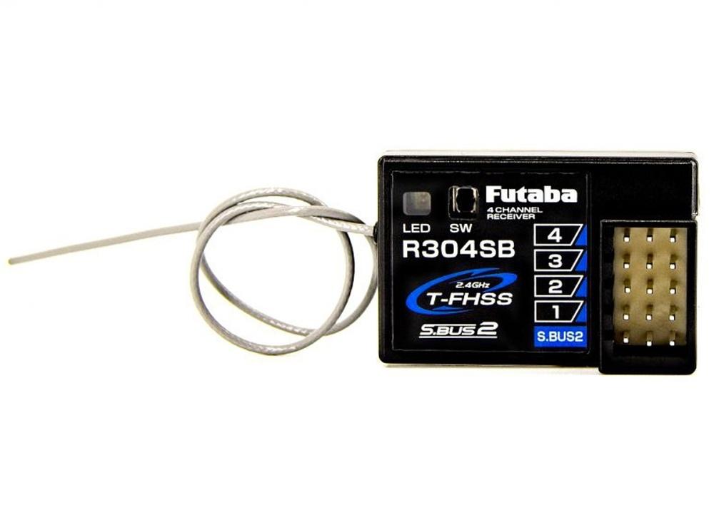 Futaba Empfänger R304SB 2,4 GHz T-FHSS