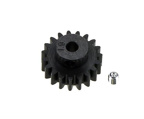 Tamiya DT-03/02 19Z Stahl Motorritzel M0,8