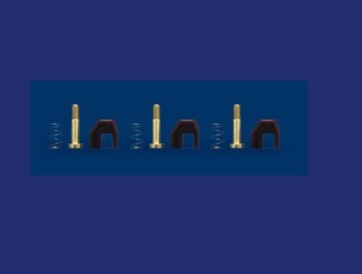 NSR MEDIUM Suspension Kit for Triangular Motor Support