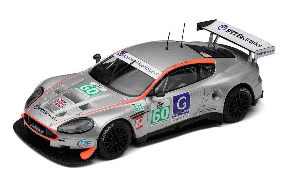 Scalextric Aston Martin DBR9 Gigawave Motorsports