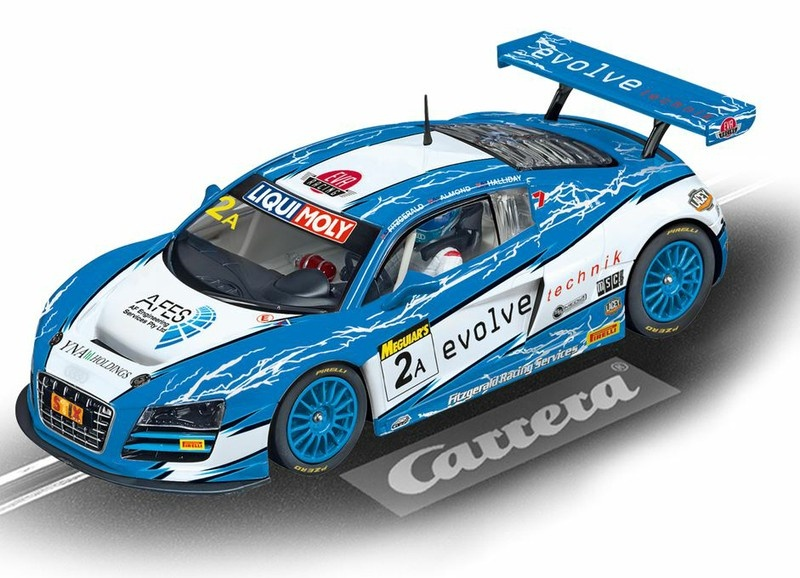 Carrera Digital 124 Audi R8 LMS Fitzgerald Racing, No.2A