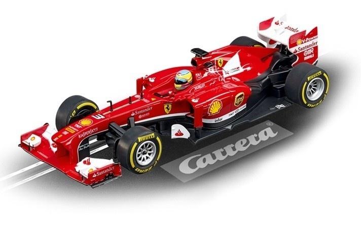 Carrera Digital 132 Ferrari F138 F.Alonso, No.3 --LOSE--
