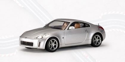 AutoArt Nissan Fairlady Z (diamond silver)