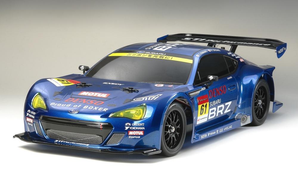 Tamiya Subaru BRZ R6D Sport (TT-01E) Bausatz 1:10