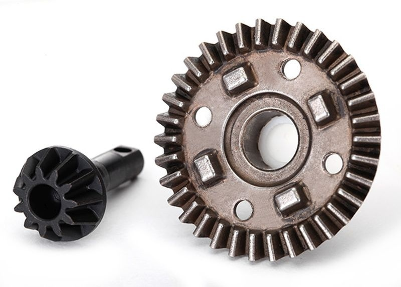 Traxxas Ring gear Differential, Pinion gear Differential