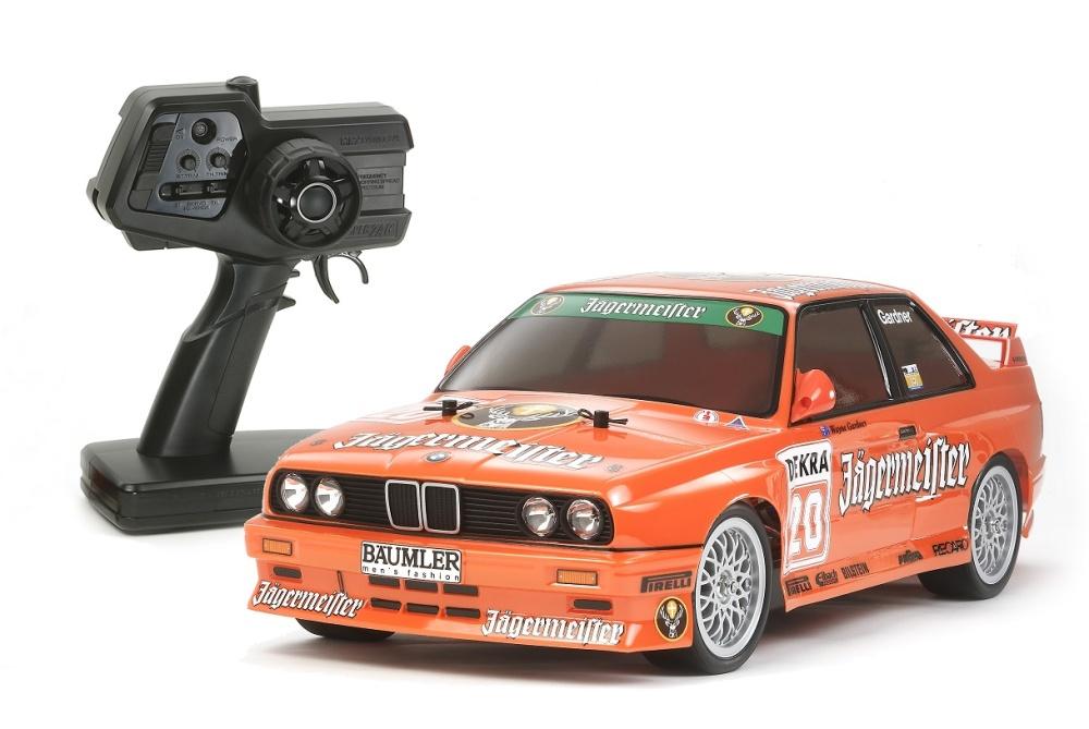 Tamiya RC XBS BMW M3 Jägermeister 2.4GHz RTR 1:10