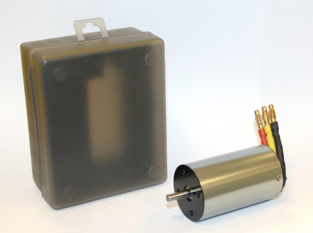 Ansmann Brushless Motor 3026kV 1:8