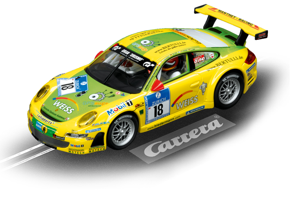 Carrera Evolution Porsche GT3 RSR Manthey Racing 24h