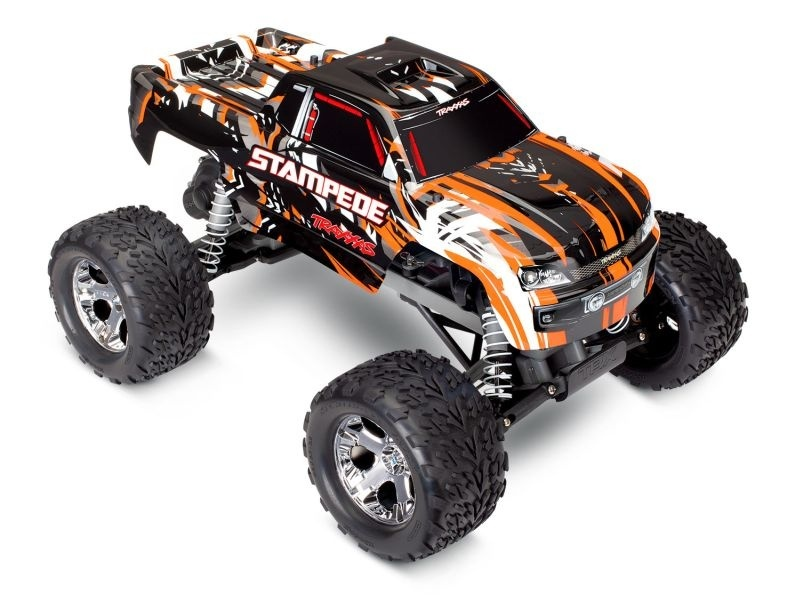 Traxxas Stampede 2WD Monster-Truck brushed TQ2.4GHz