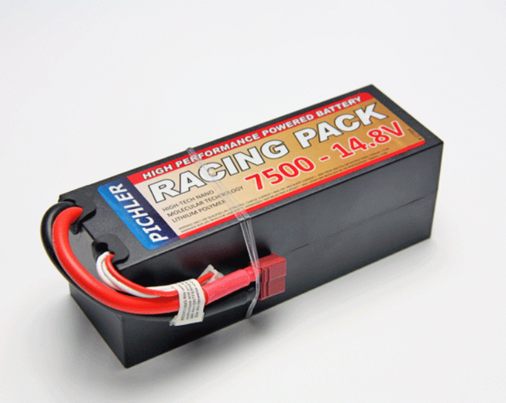 Pichler LiPo Racing Pack 7500mAh 14.8V