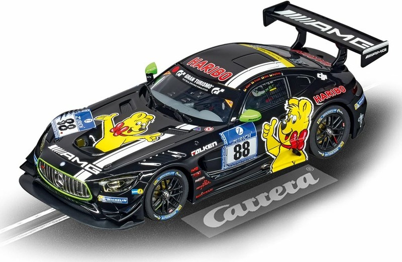 Carrera Digital 132 Mercedes-AMG GT3 Haribo Racing,No.88