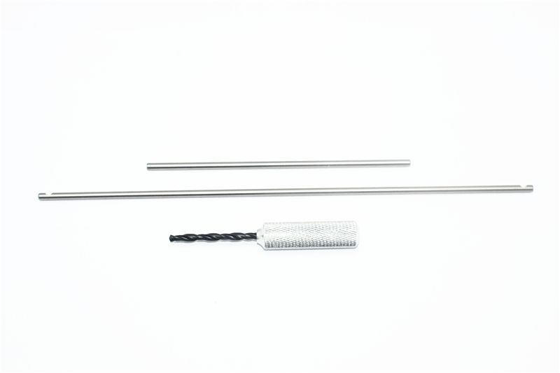GPM Stainless Steel Front+Rear Sway Bars