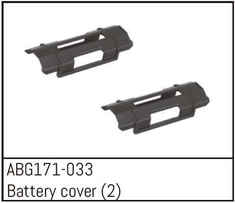Absima Battery Cover (2)