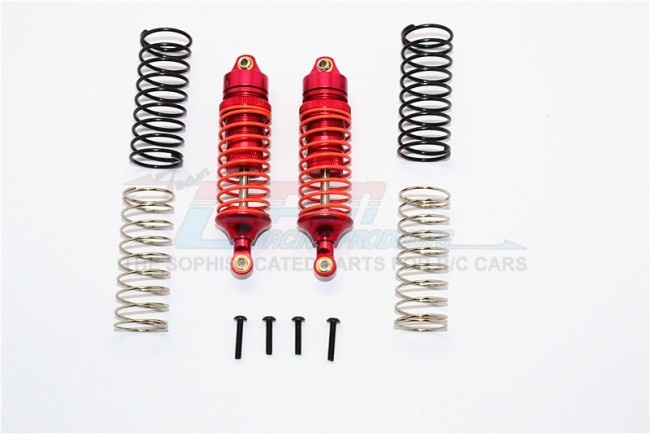 GPM alloy front adjustable spring damper with alloy ball top